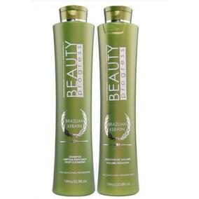 Beauty Impressive - Escova Progressiva Brazilian Keratin 1l