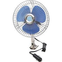 Ventilador Carro Veicular Portátil Loud 15cm 24v Acendedor