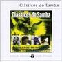 Classicos Do Samba Coleçao Eldorado[cd Lacrado Novo De