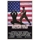 Dvd American Ninja Guerreiro Americano Dublado