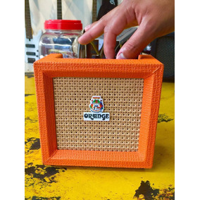 Amplificador Portatil Orange Micro Crush