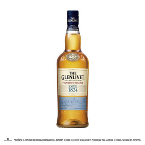 Whisky Glenlivet Founders Reserve 750ml