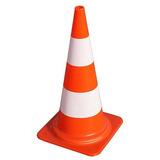Cone De Sinalização E Segurança 75 Cm Laranja/branco