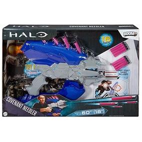 Pistola Halo Covenant Needler 16 Dardos