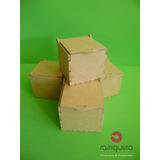 Kit 200 Mini Caixa, Mdf Crú, Sai A R$ 3,00 Cada