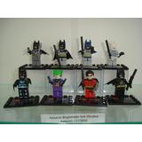 Kit Festa Liga Da Justiça Batman Robin Coringa Topo De Bolo