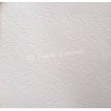 Papel Cartão Textura Floral 180g 21x31 Cm A4 250 Folhas