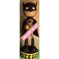 Recuerdo Batman Fofucho Fiesta Infantil