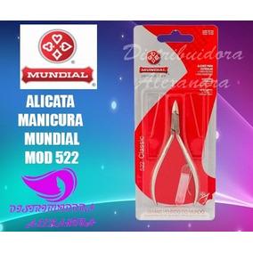 Mundial Alicata Manicura (cuticulas) Mod.522
