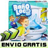 Baño Loco Juego Hasbro 2017 Con Envio Gratis Modelo + Nuevo