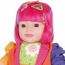 Boneca Laura Da Chiquititas Cotiplás Novo