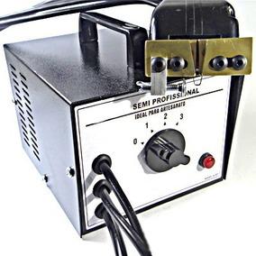 Maquina De Cortar E Frisar Chinelos Bivolt - Profissional