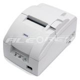 Impresora Tickeadora Comandera Epson Tm U 220 D Serie Rs232