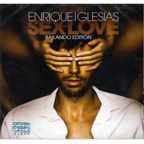 Enrique Iglesias Sex And Love Bailando Edition Cd + Dvd