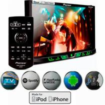 Dvd Player Avh-x5880tv Bt Spotify Tela 7 Polegadas