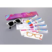 Óculos Rayban Wayfarer Colorize Item De Colecionador Top!