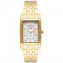 Relógio Orient Lgss0053 S2kx Feminino Dourado - Refinado