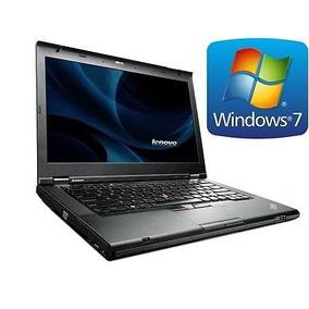 Notebook Core I5 Lenovo T430 4gb 320gb Wi-fi Win 7 Pro