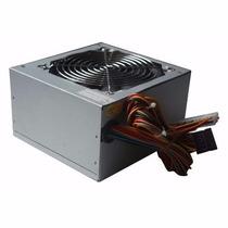 Fonte Atx 450w Nominal (230w Real) Computador Cooler 120mm