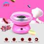 Máquina Para Fazer Algodão Doce Automática-pink