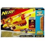 Juguete Nerf N-strike Deploy Cs-6 Dardo Blaster - Recarga Y