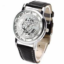 Relógio Masculino Quartzo Numerais Romanos