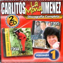 La Mona Jimenez Discografia Vol 1 ( 2 Cd ) - Los Chiquibum