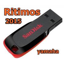 Pendrive Com Ritmos Yamaha E 323 ,333 340,540,550, Psr E433