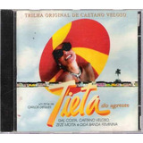 Cd Novela Tieta Do Agreste / Frete Gratis