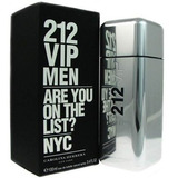 Perfume 212 Vip Men 100 Ml