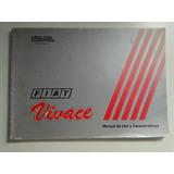 Libro-manual De Usuario 100% Original: Fiat Vivace 1993/94