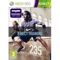 Juego Nike Training Kinect Xbox 360 Nuevo Original