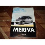 Meriva 2002 Manual De Treinamento Vendas 82pgs