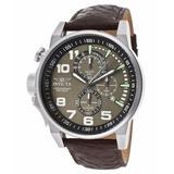 Reloj Invicta 13054 I-force Chrono Brown Genuine Leather Oli