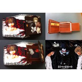 Billeteras Animé, Naruto, Death Note, One Piece, Tokyo Ghoul