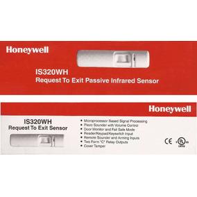 Sensor Pir Is320wh Honeywell, Para Abrir Puertas, Ctrl Acces