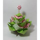 Arbol Origami (navidad, Decoración, Adorno, Regalo)