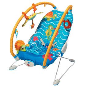 Cadeira De Descanso Bouncer Fundo Do Mar - Tiny Love