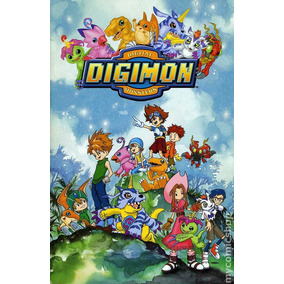 Digimon Digital Monsters Tpb - Dark Horse, Comic En Ingles