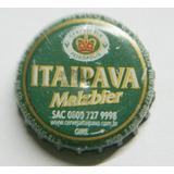 Tampinhas Antigas - Cerveja Itaipava Malzbier (abre Fácil)