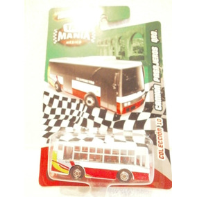 Taxi Mania Mexico Camion Pasajeros Qro. Blanca