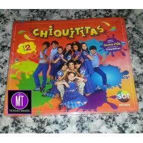 Oferta! Cd Chiquititas Vol 2 Digipack Frete Grátis.