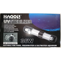 Esterilizador Uv 36w Hasta 1400 Lts Cristaliza Agua Envio In