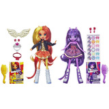 My Little Pony Equestria Girls Sunset Shimmer And Twilight