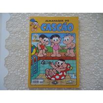 Almanaque Do Cascão #08 Ano 2008 Editora Panini