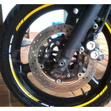 Friso Adesivo Refletivo Roda Moto Rec01 Yamaha Tdm 850 900