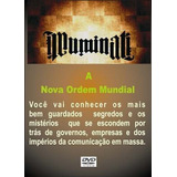 Dvd - Os Iluminati - A Nova Ordem Mundial