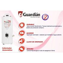 Calentador De Deposito Guardian Automático 38 Lts