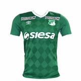 Camiseta Oficial Deportivo Cali Local 2016 Umbro + Cupón