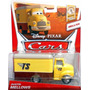 Cars Disney Pixar Deluxe Camion Dustin Mellows Mattel